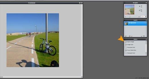 הקטנה וחיתוך תמונות - צילום מסך 5