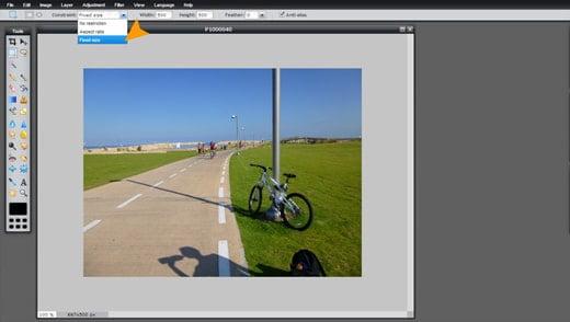 הקטנה וחיתוך תמונות - צילום מסך 6